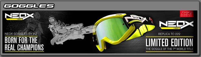 NeoX - Goggles - Crossglasögon